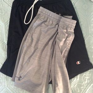Other - Group of 2 Men's Basketball Shorts